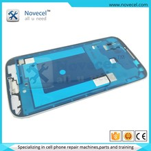Novecel High Quality Middle Frame Bezel Replacement for Samsung Galaxy S4 S IV i9500 OEM