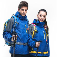 Water resistant windproof outdoor jacekt technical jacekt Mountian jacket overcoat for camping and hiking