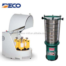 DECO planetary ball mill, soil ball grinder machine