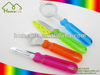 Hot sale cute kids stainless steel funny kitchen gadget kitchen accessory set