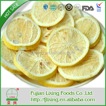 Lixing Good Food Solubility Lemon for Drinking