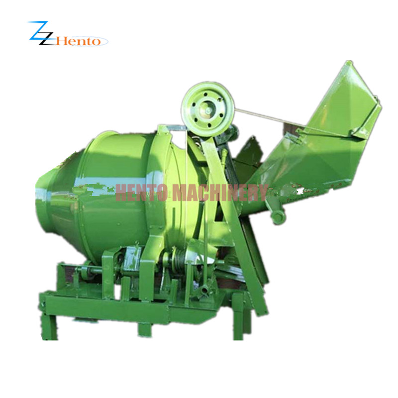 2017 New Design Concrete Mixer Machine