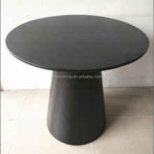 new design wooden round dinning table