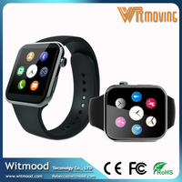 wholesale Alibaba A9 Smart Watch Mobile Phone,Bands Smart Watch Gt08,Ce Rohs Smart Watch Bluetooth Watch Connect With Phone Blu