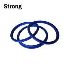 Food Grade Flat Silicone O-ring Rubber Seal