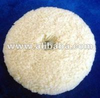 100% wool double side of buffing pad