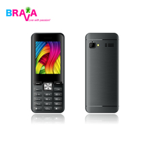 New 2.4Inch Feature Phone 4G LTE 2500mAh big battery factory supply