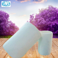 Thermal Insulation Low Moisture Absorption Aerogel Blankets