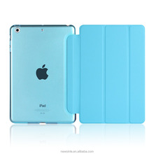 Wholesale low price ultra thin case for ipad mini air pu leather case for ipad mini air