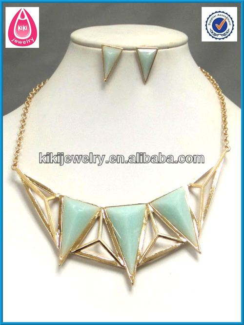jewelry sets dubai gold necklace models design earrings