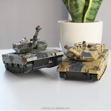 H500 RC Battle Tank Model Toy 1:36 Phone Bluetooth Remote Controlled Car