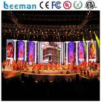 p8 outdoor led cabinet rental p10 clear led video display screen