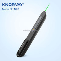 N76 green laser pointer with remote switch