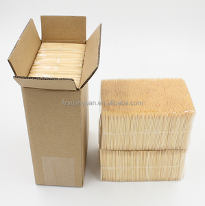 wholesale disposable china toothpick factory cello wrap mint toothpick bulk custom boxes flat bamboo size price hot sale
