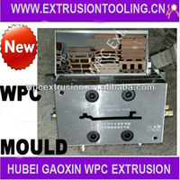 New Products Looking For Distributor !WPC Outdoor Siding Mould
