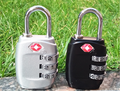 TSA padlock 3 digital Unique Design Manufacturer Customized Design Combination TSA331 Lock