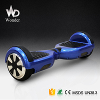 WD-S01 new designed 2 wheel self balance 49cc cheap gas scooter for sale