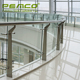 Foshan Top 3 balcony stainless steel railing manufacturer 201/304/316 ASTM stainless steel handrail