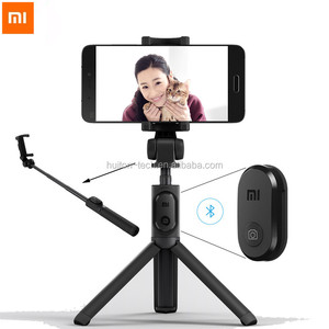 Original Xiaomi Bracket Self-timer Bluetooth Wireless Remote Control 360 Degree For Android iOS Bluetooth 3.0 Monopod Tripod