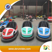 2014 amusement park game factory bumper car for children, adults and families