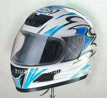 Wear-resistant surface motorcycle helmet/good quality helmet abs material full face helmet