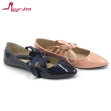 Flat wholesale casule women shoes