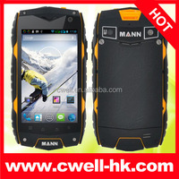 MANN ZUG 3 IP67 Waterproof Rugged Smartphone Android 4.3 Quad Core Dual SIM Card 8MP 4 Inch IPS 1GB 4GB Unlocked