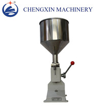 A03 manual paste filling machine, ointment,cosmetics ,Mascara filling machine