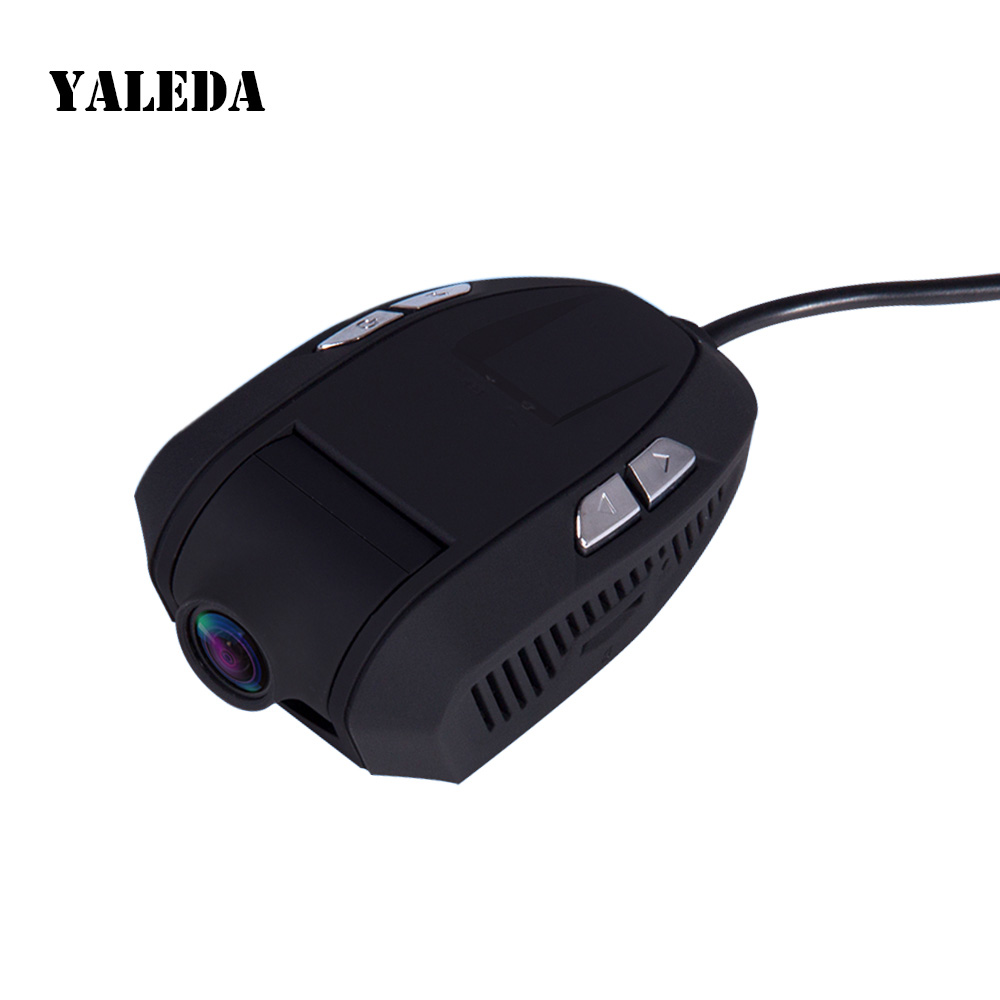 Wireless Hidden HD Dash DVR Car Recorder Camera Dashboard Built-in WIFI With Backup car night vision front camera