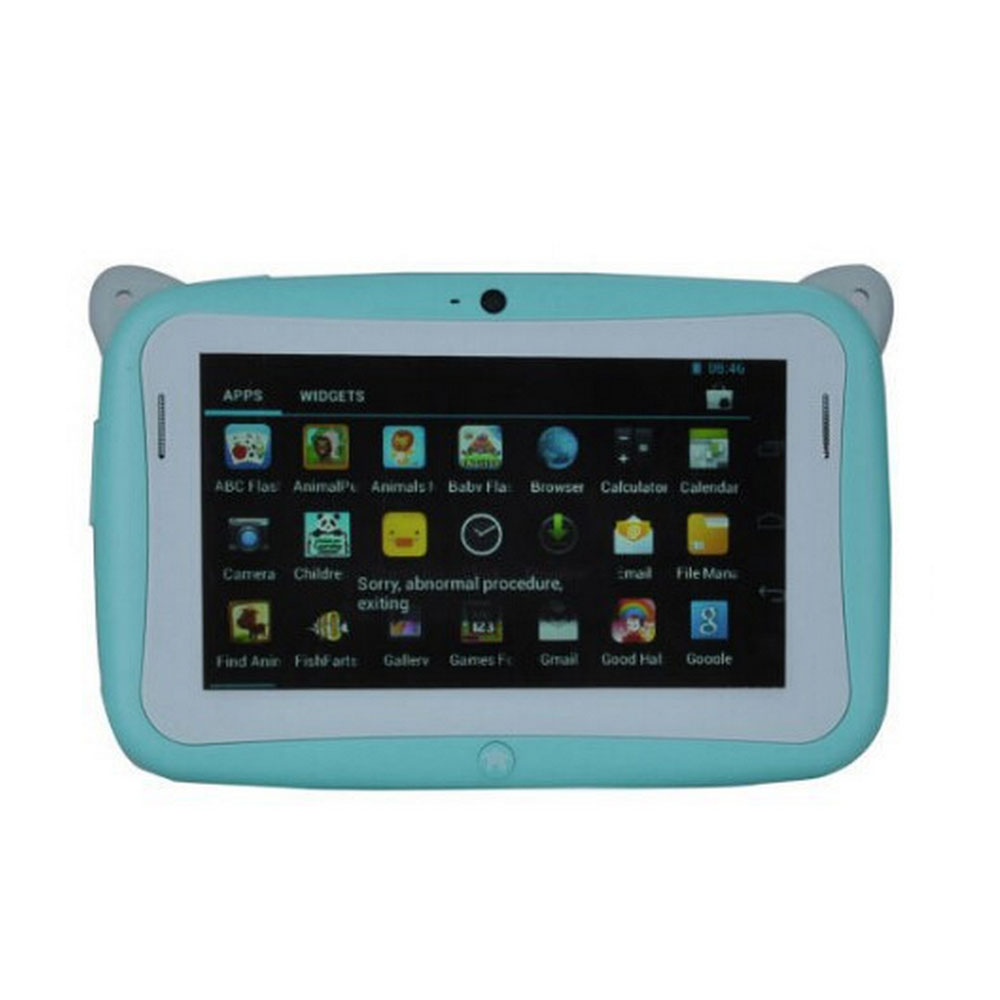 4.3 inch Android Quad Core Kids Tablet PC for Playing and Learning