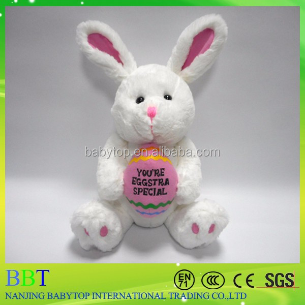 Stuffed Toy Carton Bunny Baby Dolls Plush Toys for Baby Children