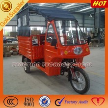 Chongqing DUCAR easily operated three wheeled motorcycle for sale