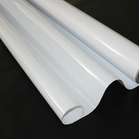 polyester white opaque pet window film