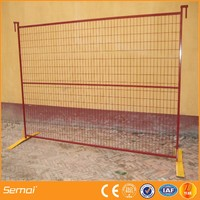 china supplier cheap high security border wire mesh metal canada temporary fence panel