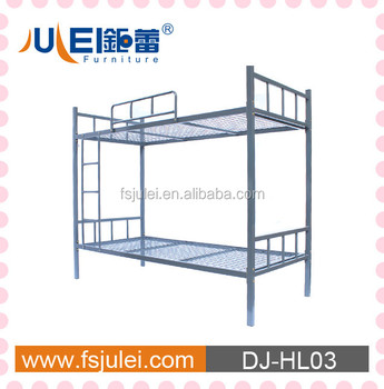 HEAVY DUTY STRONG DORMITORY AND PRISON USE METLA BUNK BED FRAME