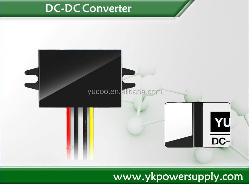 Waterproof 12v to 3.3v dc dc converter for car auto vehicle