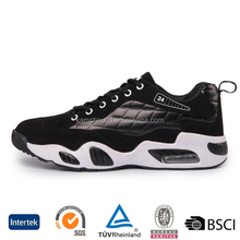 oem design custom brand durable high top mens air cushion sports basketball shoes sneakers