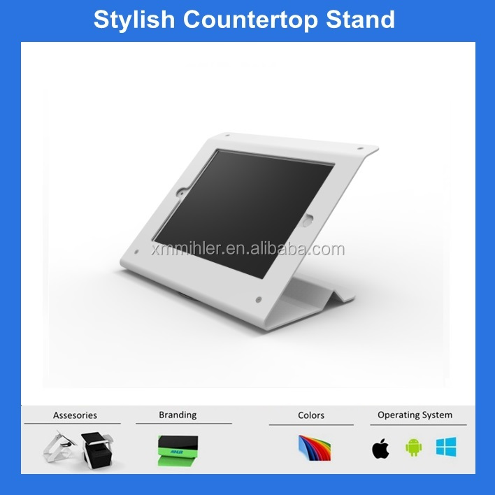 Ipad Rotating Metal Tablet case Stand holder for tablet PC