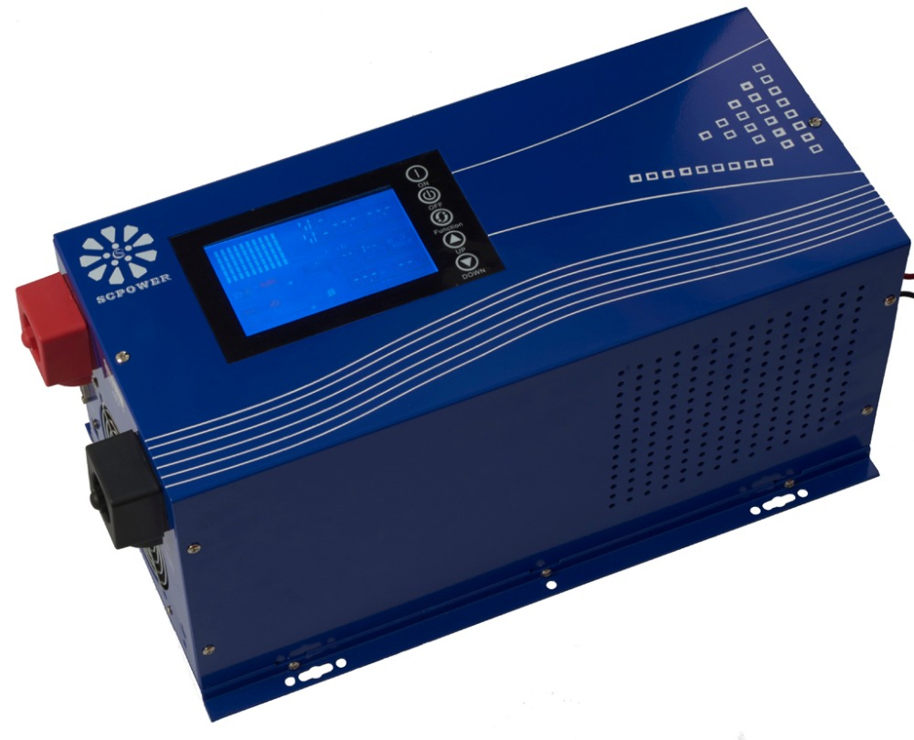 China factory supply 60Hz 24v to 230v dc to ac solar power inversor converters for home lighting