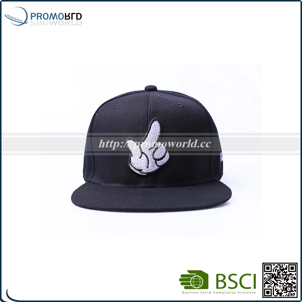 2017 embroidery custom guangzhou baseball cap factory