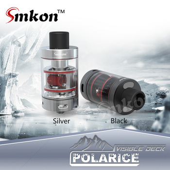 Smkon Polarice vape machine pen cartridge philippines vape rta tank