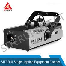 Stage smoke machine 1200W DMX512 remote control fog machine LED fog machine