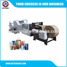 New Technology Designed Manual Paper Bag Making Machine