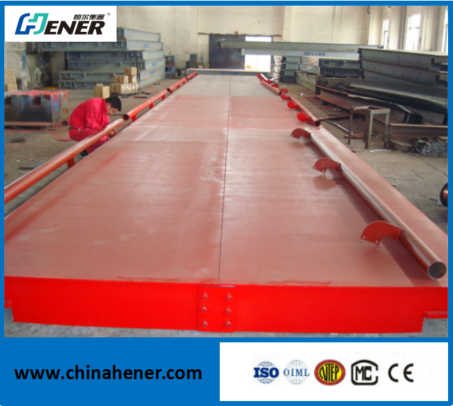 120 ton industry weighbridge price