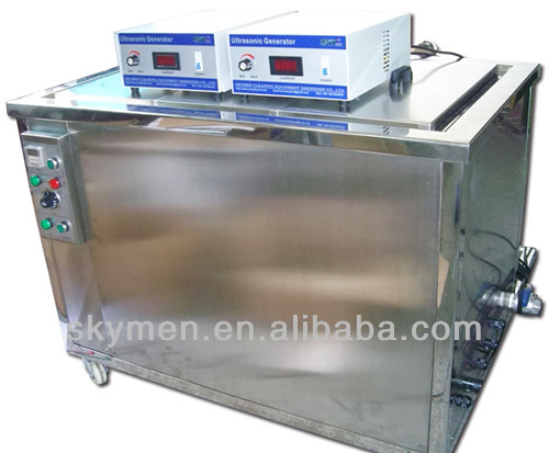 Ultrasonic watercraft parts cleaning machine, watercraft parts ultrasonic cleaner