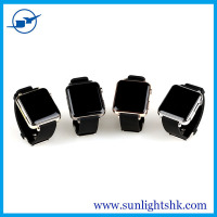 China supplier Hot new products ZY06 GT08 for 2015 mobile phone smart watch for samsung galaxy S6