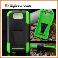2014 hot selling with kickstand blu mobile phone case case for blu studio 5.5