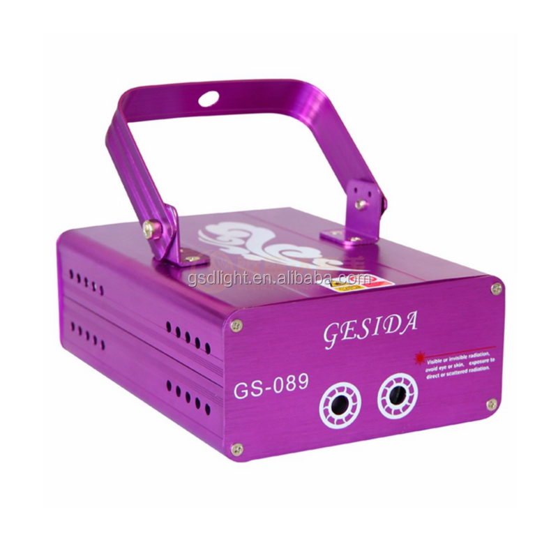 12V mini laser light show projector made in China