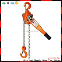 Small type simple structure manual lever hoist