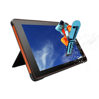 New 10.1inch large screen strong wifi function tablet pc